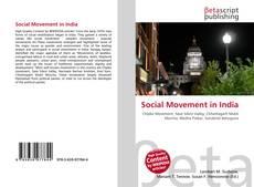 Couverture de Social Movement in India