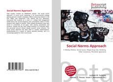 Borítókép a  Social Norms Approach - hoz
