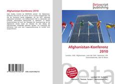Bookcover of Afghanistan-Konferenz 2010