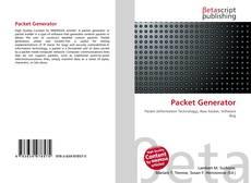 Portada del libro de Packet Generator