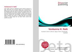 Bookcover of Venkanna H. Naik