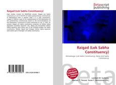 Bookcover of Raigad (Lok Sabha Constituency)