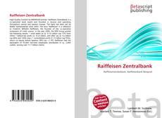 Couverture de Raiffeisen Zentralbank