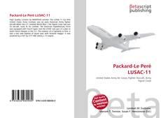 Packard-Le Peré LUSAC-11的封面