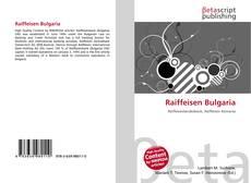Portada del libro de Raiffeisen Bulgaria