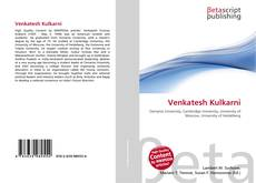 Bookcover of Venkatesh Kulkarni