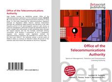 Bookcover of Office of the Telecommunications Authority