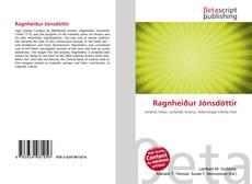Bookcover of Ragnheiður Jónsdóttir