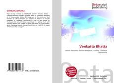 Portada del libro de Venkatta Bhatta
