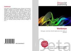 Bookcover of Venkman