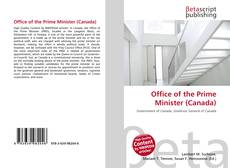 Обложка Office of the Prime Minister (Canada)