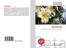 Xerocladia kitap kapağı
