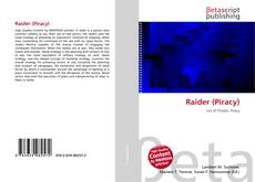 Bookcover of Raider (Piracy)