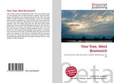 Capa do livro de Yew Tree, West Bromwich