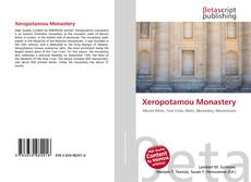 Bookcover of Xeropotamou Monastery