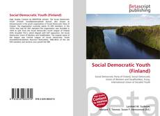 Social Democratic Youth (Finland)的封面