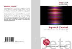 Buchcover von Ragnarok (Comics)