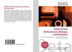 Buchcover von Office of the Ombudsman (Antigua and Barbuda)