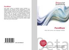 Capa do livro de PacoBlaze