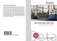 USS Coos Bay (AVP-25)的封面