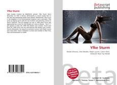 Bookcover of Yfke Sturm