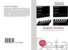 Capa do livro de Pacquiao: The Movie