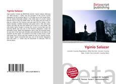 Portada del libro de Yginio Salazar