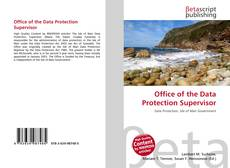 Buchcover von Office of the Data Protection Supervisor