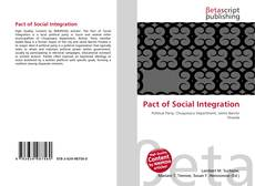 Bookcover of Pact of Social Integration