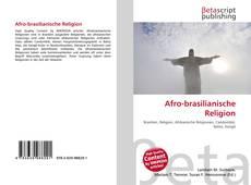 Portada del libro de Afro-brasilianische Religion