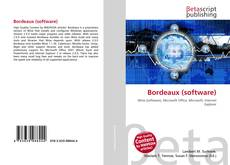 Обложка Bordeaux (software)