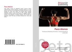 Обложка Paco Alonso