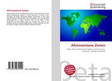 Capa do livro de Afromontane Zonen