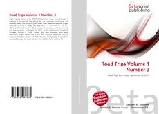 Bookcover of Road Trips Volume 1 Number 3