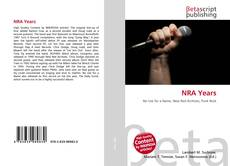 NRA Years kitap kapağı
