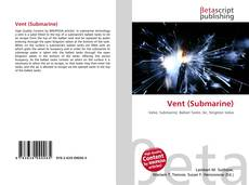 Bookcover of Vent (Submarine)