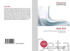 Bookcover of Vent 414
