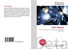 Bookcover of Vent Geyser