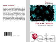 Bookcover of Raid at St. Lorenzen