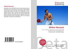 Bookcover of Afshin Norouzi