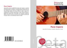 Bookcover of Paco Cepero