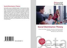 Buchcover von Social Dominance Theory