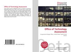 Bookcover of Office of Technology Assessment