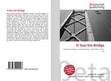 Bookcover of Yi Sun-Sin Bridge