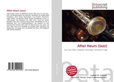 Buchcover von After Hours (Jazz)