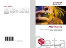 Bookcover of After The Fire