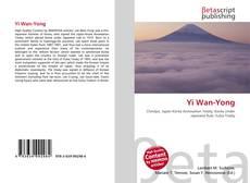 Bookcover of Yi Wan-Yong
