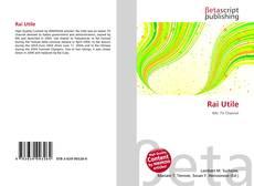 Bookcover of Rai Utile