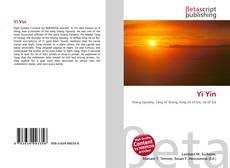 Bookcover of Yi Yin