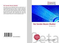 Bookcover of Rai Sender Bozen (Radio)